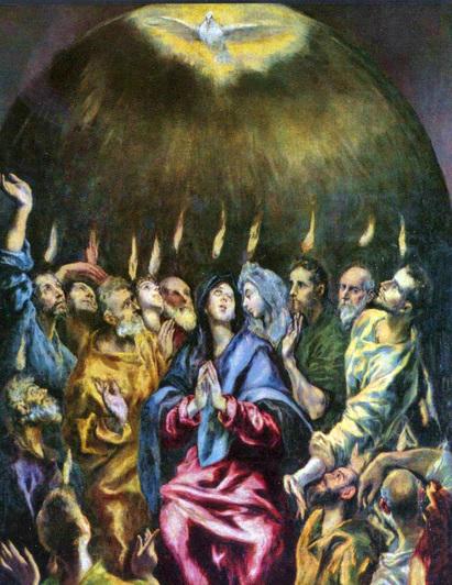 El Greco_Pentecostes